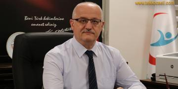 Kocaeli İl Sağlık Müdürü Ergüney'den Uyarı