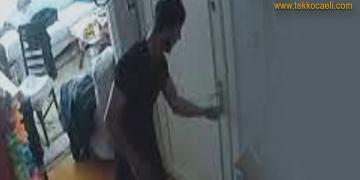 Eve Giren Hırsızlar Suçüstü Yakalandı