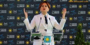 Meral Akşener'den Cumhurbaşkanı Erdoğan'a Sert Sözler