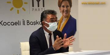 İYİ Parti'den Flaş Kocaelispor Açıklaması