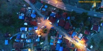 Kandıra Akdurak Mahallesinde Jandarma Baskını