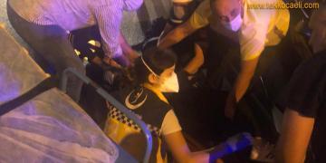 Köseköy Işıklarda Otomobil Kadına Çarptı