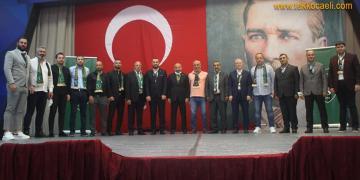 Kocaelispor'un Yeni Yönetimi Seçildi