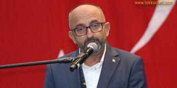 Kocaelispor Başkanı Üzülmez'den İddialı Sözler