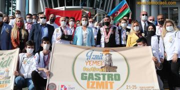 İzmit'in İlk Yemek Festivali Start Verdi
