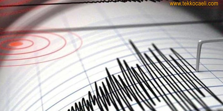 Korkutan Deprem Uyarısı