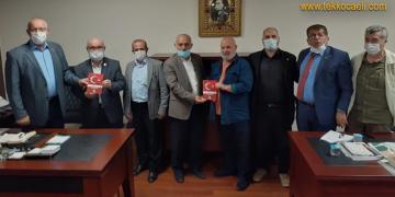 Yeniden Refah İzmit'ten Muhtarlara Ziyaret
