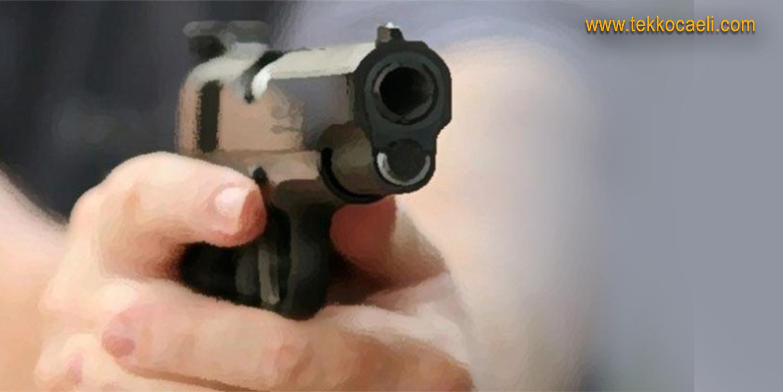 Eşini Silahla Vurarak Öldürdü