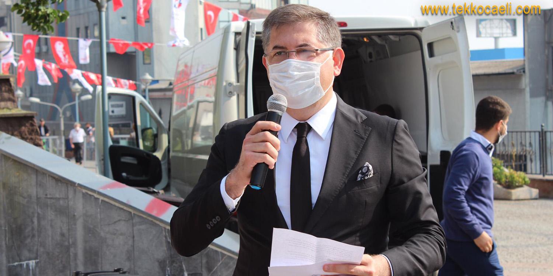 CHP Kocaeli Örgütü'nden 29 Ekim Töreni