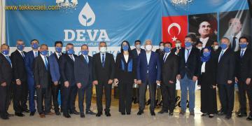 DEVA Partisi Derince 1. Olağan Kongresi Yapıldı
