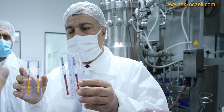Korona'ya Karşı 'Yerli Aşı' Müjdesi