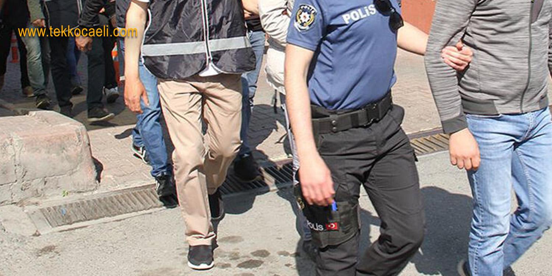 İş Yerini Soyan 9 Kişi Tutuklandı