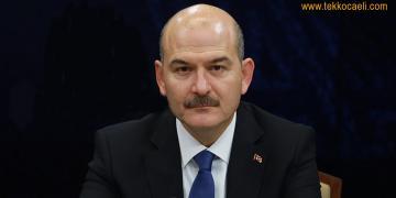 İçişleri Bakanı Soylu'dan Açıklama; Test Pozitif Çıktı