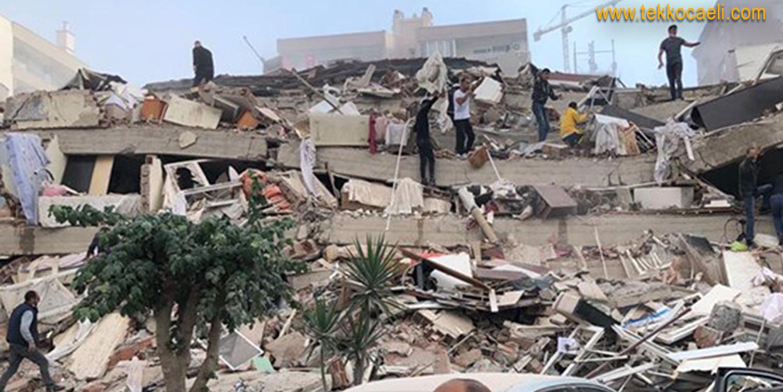 İzmit Belediyesi'nden Deprem Bölgesine Destek