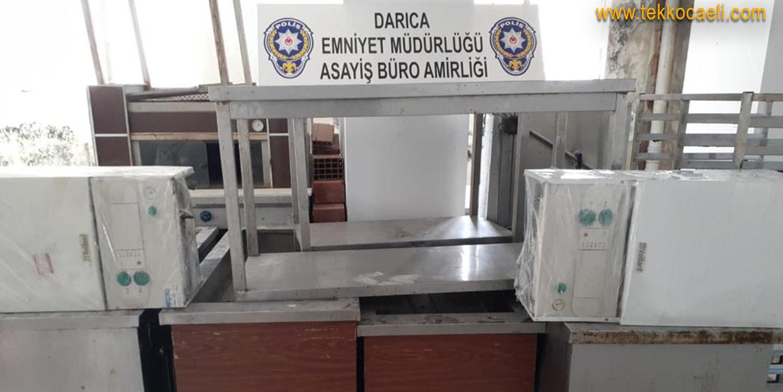 Darıca'daki Hırsızlık Olayında 1 Kişi Tutuklandı