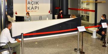 Kocaeli'de Binlerce Vatandaş 'Açık Kapı'ya Koştu