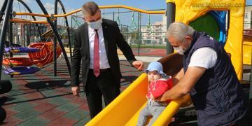 Gölcük Belediyesi 'Narlı Parkı' da Tamamladı