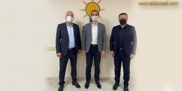 Ali Korkmaz'dan Güney'e Ziyaret