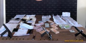 Tefeci Operasyonunda 8 Kişi Tutuklandı