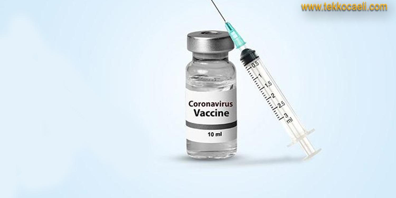 Korona Aşısı Kocaeli'den İlan Edilecek