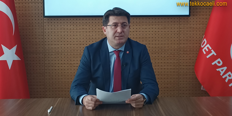 SP İl Başkanı Mutlu, Rektör Hülagü'yü Topa Tuttu