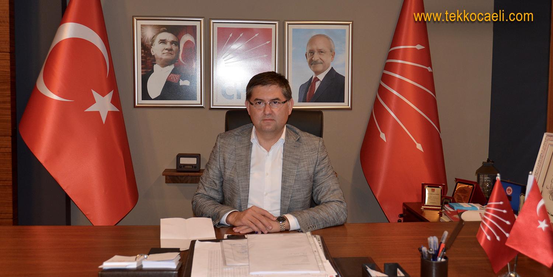 CHP İl Başkanı Yıldızlı'dan Aydın Ünlü'ye Cevap