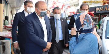 CHP'liler Gürsel Tekin'le Milleti Dinledi