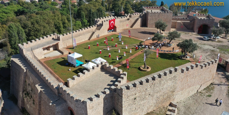 Hereke Kalesi 1400 Yıl Sonra Kapılarını Açtı