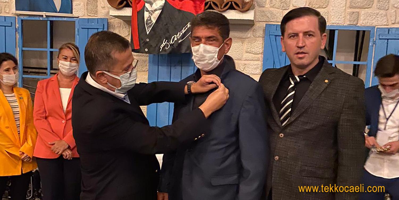 İYİ Parti Karamürsel'de Moral Buldu