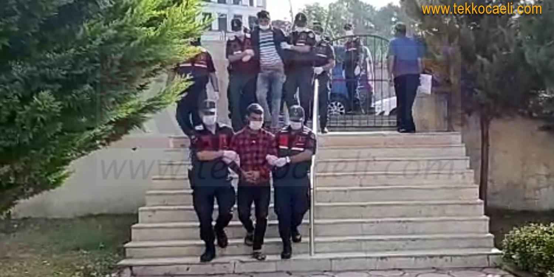 Kandıra'da Hırsızlık Operasyonu; 4 Kişi Tutuklandı