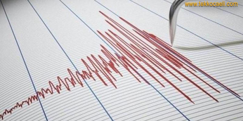 Yine Sallandı; Korkutan Deprem