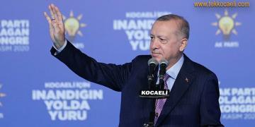 Kocaeli'de Konuştu; CHP'ye Deprem Suçlaması