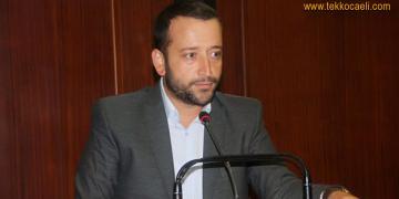 AKP'li Tutuş, Başkan Hürriyet'i Hedef Aldı