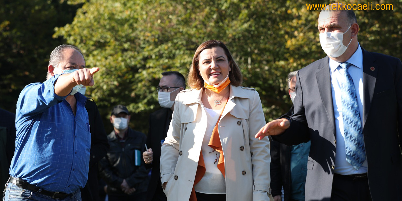 Başkan Hürriyet Akmeşe'de Halkı Dinledi