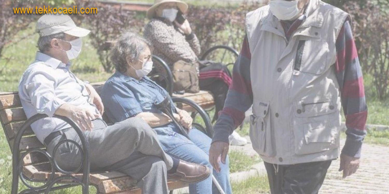 Kocaeli'de 65 Yaş ve Üzeri Vatandaşlar İçin Kısıtlama