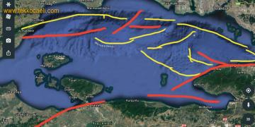 Marmara Depremi'nin Olacağı Yeri Açıkladı
