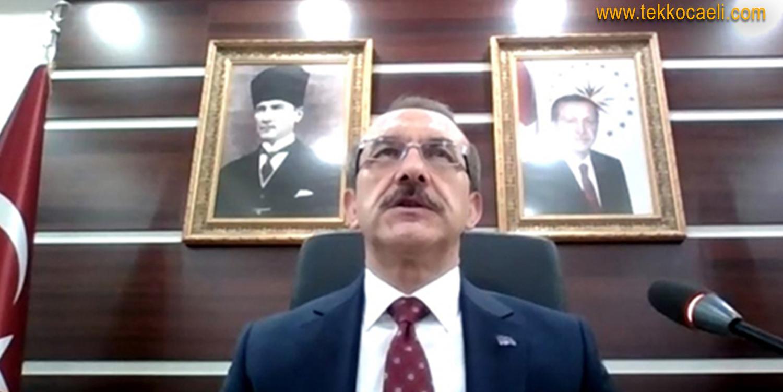 Kocaeli Valisi Yavuz'dan 'Süleyman Soylu' Mesajı
