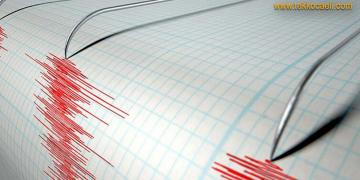 Geceyarısı Korkutan Deprem