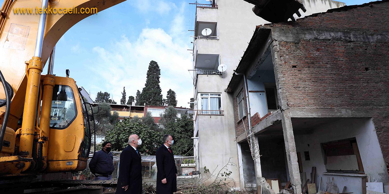 Marmara Depremi Olacak; Kocaeli'nin Reisi Açıkladı