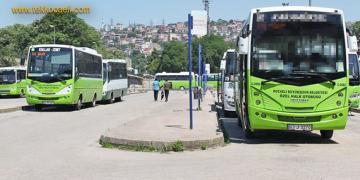 Kocaeli'de Toplu Ulaşıma Zam