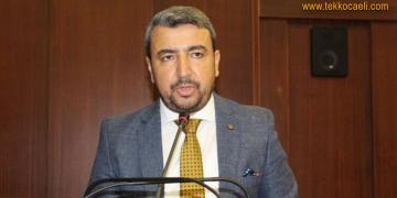 Ak Parti İzmit Meclis Üyesi Korona'ya Yakalandı