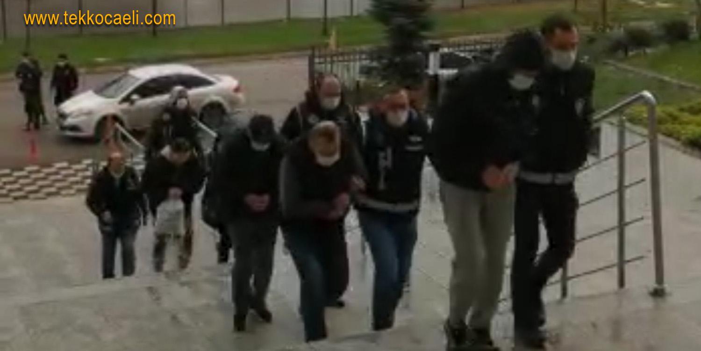 Sahte Dolar Basan Çetede 6 Kişi Tutuklandı