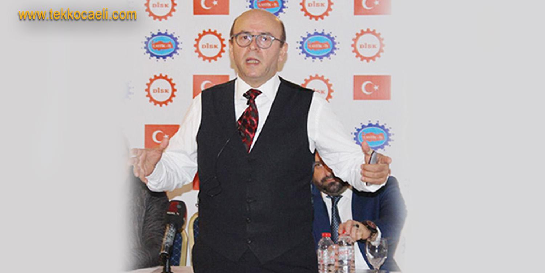 LASTİK-İŞ Genel Başkanı Alaaddin Sarı Korona'ya Yakalandı