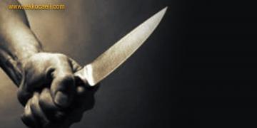 Beş Yerinden Bıçaklayarak Öldürdü