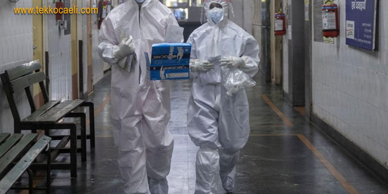 Koronavirüs'te Rekor Üstüne Rekor; Maske Takın!