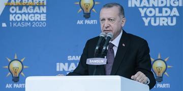 Cumhurbaşkanı Erdoğan'dan Seçim Mesajı