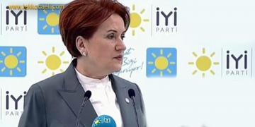 Akşener Açıkladı; AKP'liler Bizi Arıyor