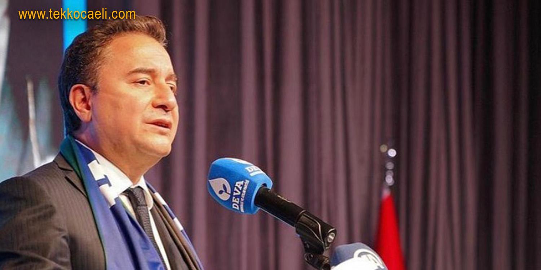 Ali Babacan Gürledi; 'Faturayı Vatandaşa Kestiler'