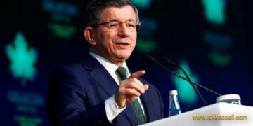 Gelecek Partisi İlk Kongresini Yaptı; Davutoğlu Genel Başkan