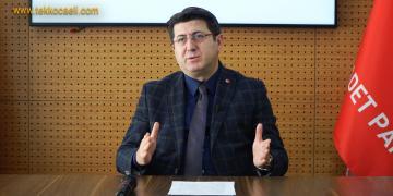 SP İl Başkanı Mutlu'dan AKP'ye Zor Sorular